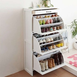 Outstanding Shoes Rack Design Ideas For Your Home08