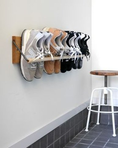 Outstanding Shoes Rack Design Ideas For Your Home35