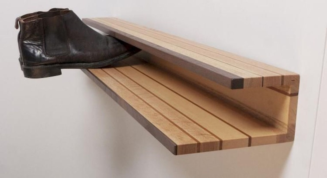 Outstanding Shoes Rack Design Ideas For Your Home47