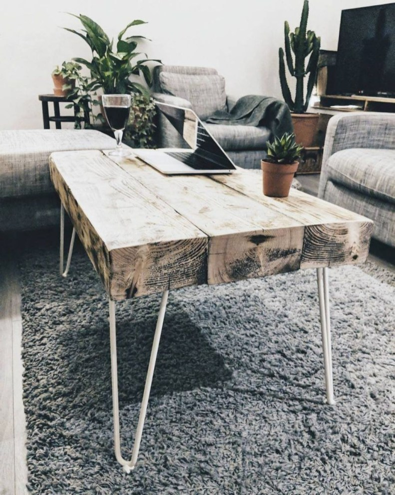 Pretty Coffee Table Design Ideas To Try Asap07
