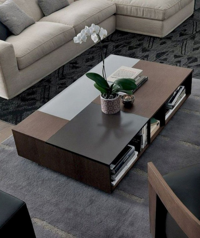 Pretty Coffee Table Design Ideas To Try Asap08
