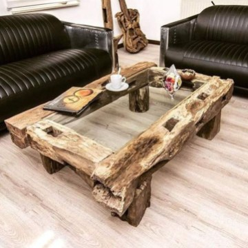 Pretty Coffee Table Design Ideas To Try Asap26