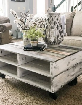 Pretty Coffee Table Design Ideas To Try Asap42