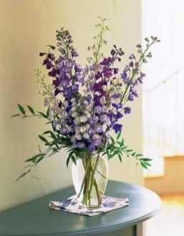 Stylish Lower Arrangements Ideas For Table Decorating10