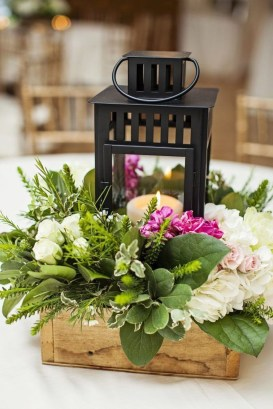 Stylish Lower Arrangements Ideas For Table Decorating19