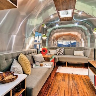 Unique Airstream Interior Design Ideas You Must Have08