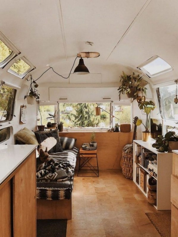Unique Airstream Interior Design Ideas You Must Have14