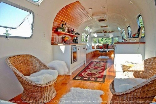 Unique Airstream Interior Design Ideas You Must Have27