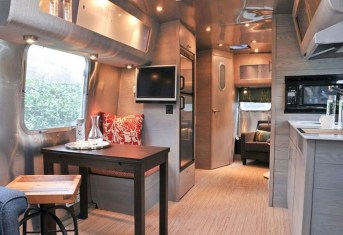 Unique Airstream Interior Design Ideas You Must Have38
