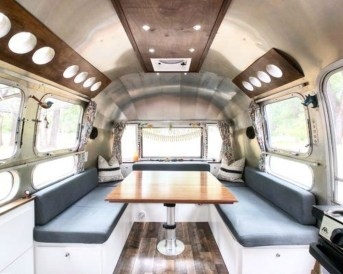 Unique Airstream Interior Design Ideas You Must Have39