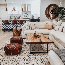 Amazing Fall Living Room Decorating Ideas To Try Asap25