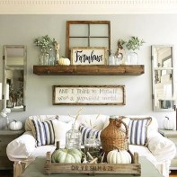 Amazing Fall Living Room Decorating Ideas To Try Asap39
