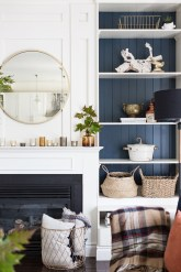 Awesome Living Room Decoration Ideas For Fall27