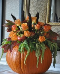 Brilliant Faux Flower Fall Arrangements Ideas For Indoors39