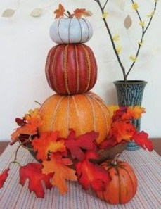Excellent Diy Fall Pumpkin Topiary Ideas For Home Décor03