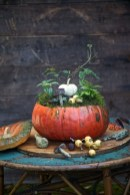 Excellent Diy Fall Pumpkin Topiary Ideas For Home Décor10