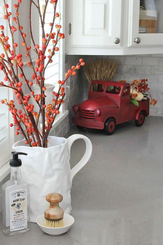 Incredible Fall Kitchen Design For Home Décor To Try Now44