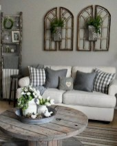 Stunning Fall Home Decor Ideas With Farmhouse Style01