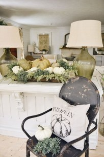 Stunning Fall Home Decor Ideas With Farmhouse Style22