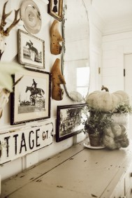 Stunning Fall Home Decor Ideas With Farmhouse Style24