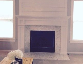 Wonderful Fireplace Makeover Ideas For Fall Home Décor24