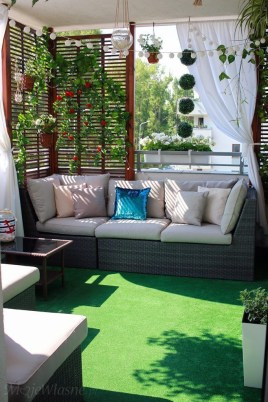 Charming Balcony Design Ideas For Summer07