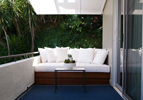 Charming Balcony Design Ideas For Summer08