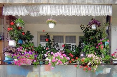 Charming Balcony Design Ideas For Summer12