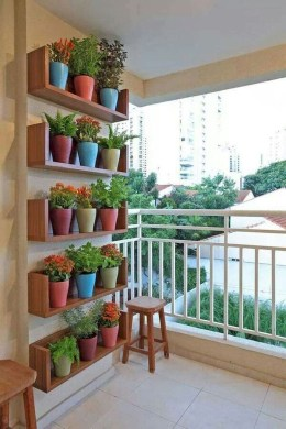 Charming Balcony Design Ideas For Summer14