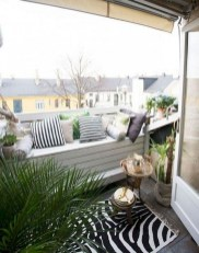 Charming Balcony Design Ideas For Summer27