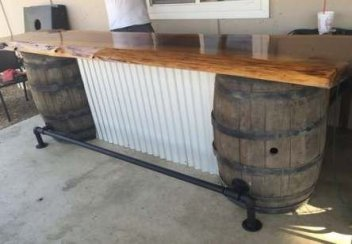 Cool Bar Design Ideas For Outdoor To Try Asap26
