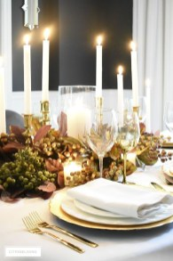 Elegant Diy Thanksgiving Design Ideas For Outdoor Decorations36