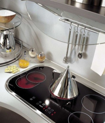 Enchanting Ergonomic Kitchens Design Ideas To Try Right Now30
