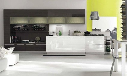 Enchanting Ergonomic Kitchens Design Ideas To Try Right Now37