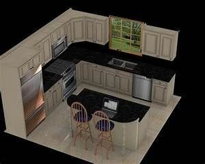 Enchanting Ergonomic Kitchens Design Ideas To Try Right Now42