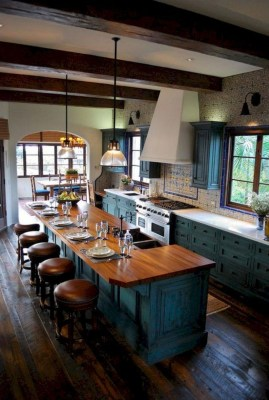 Excellent Farmhouse Interior Design Ideas To Try Right Now24