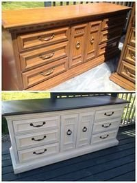 Extraordinary Old Furniture Ideas To Beautify The Decor16