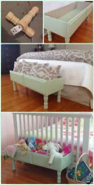 Extraordinary Old Furniture Ideas To Beautify The Decor23