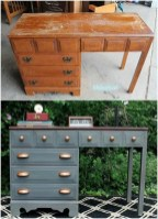 Extraordinary Old Furniture Ideas To Beautify The Decor42