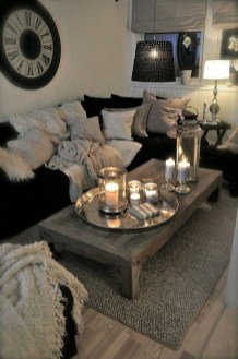 Flawless Diy First Apartment Design Ideas For Living Room12