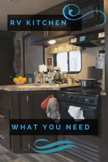Gorgeous Rv Kitchen Accessories Ideas To Copy Right Now02