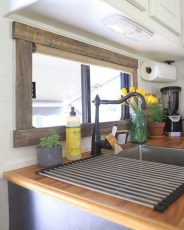 Gorgeous Rv Kitchen Accessories Ideas To Copy Right Now04