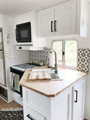 Gorgeous Rv Kitchen Accessories Ideas To Copy Right Now06