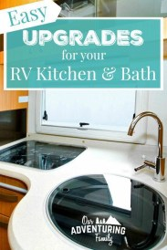 Gorgeous Rv Kitchen Accessories Ideas To Copy Right Now10