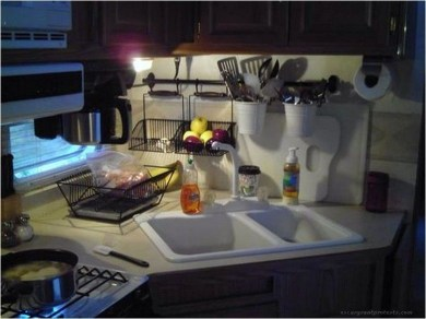 Gorgeous Rv Kitchen Accessories Ideas To Copy Right Now21