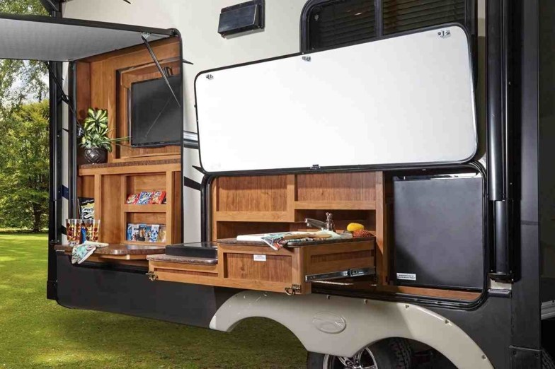 Gorgeous Rv Kitchen Accessories Ideas To Copy Right Now30