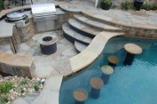 Inexpensive Summer Pool Design Ideas On A Budget07