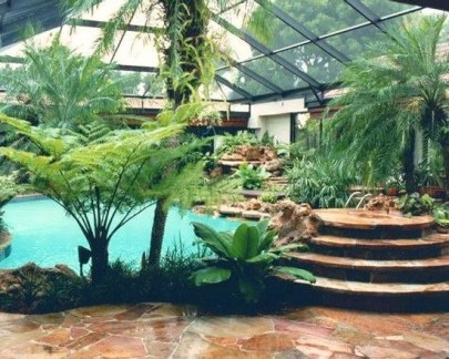 Inexpensive Summer Pool Design Ideas On A Budget13