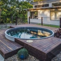 Inexpensive Summer Pool Design Ideas On A Budget21