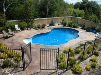Inexpensive Summer Pool Design Ideas On A Budget30